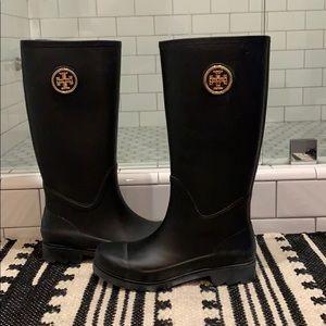 Brand new! Tory Burch Sarah rain boots